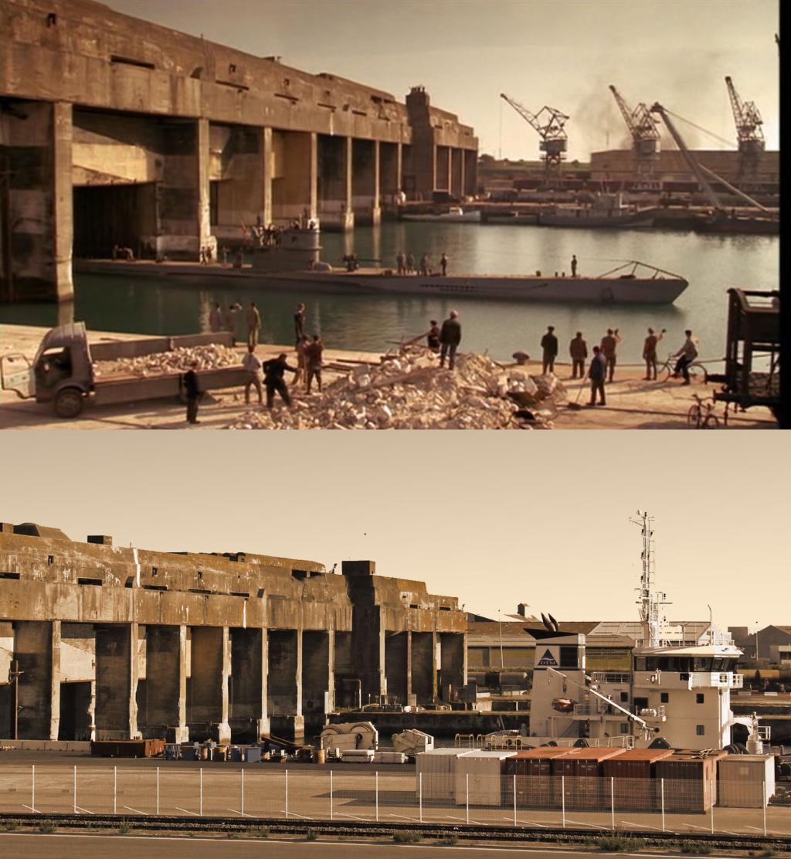 U-Boot-Bunker La Rochelle - La Pallice - 2015 - www
